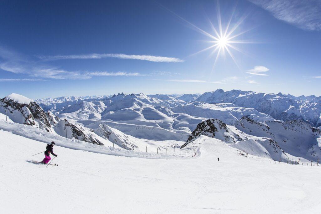 Ski Alpes d'Huez wintersport Isère
