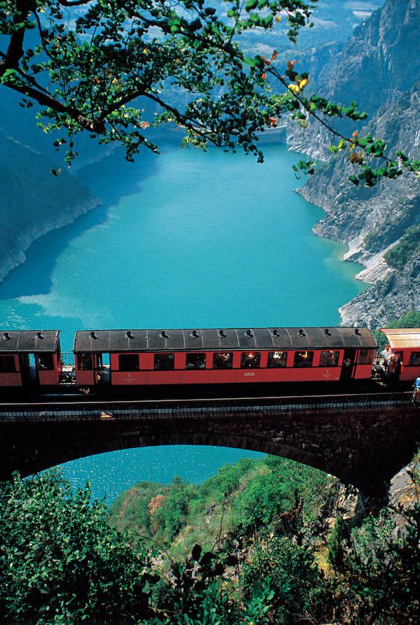 Petit train de la Mure Isère