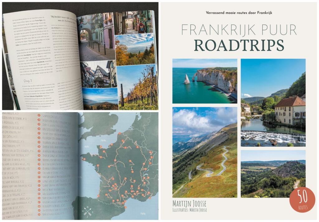 Frankrijk Puur Roadtrips – Martijn Joosse