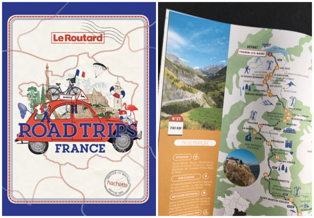 Road trips France – Le Routard