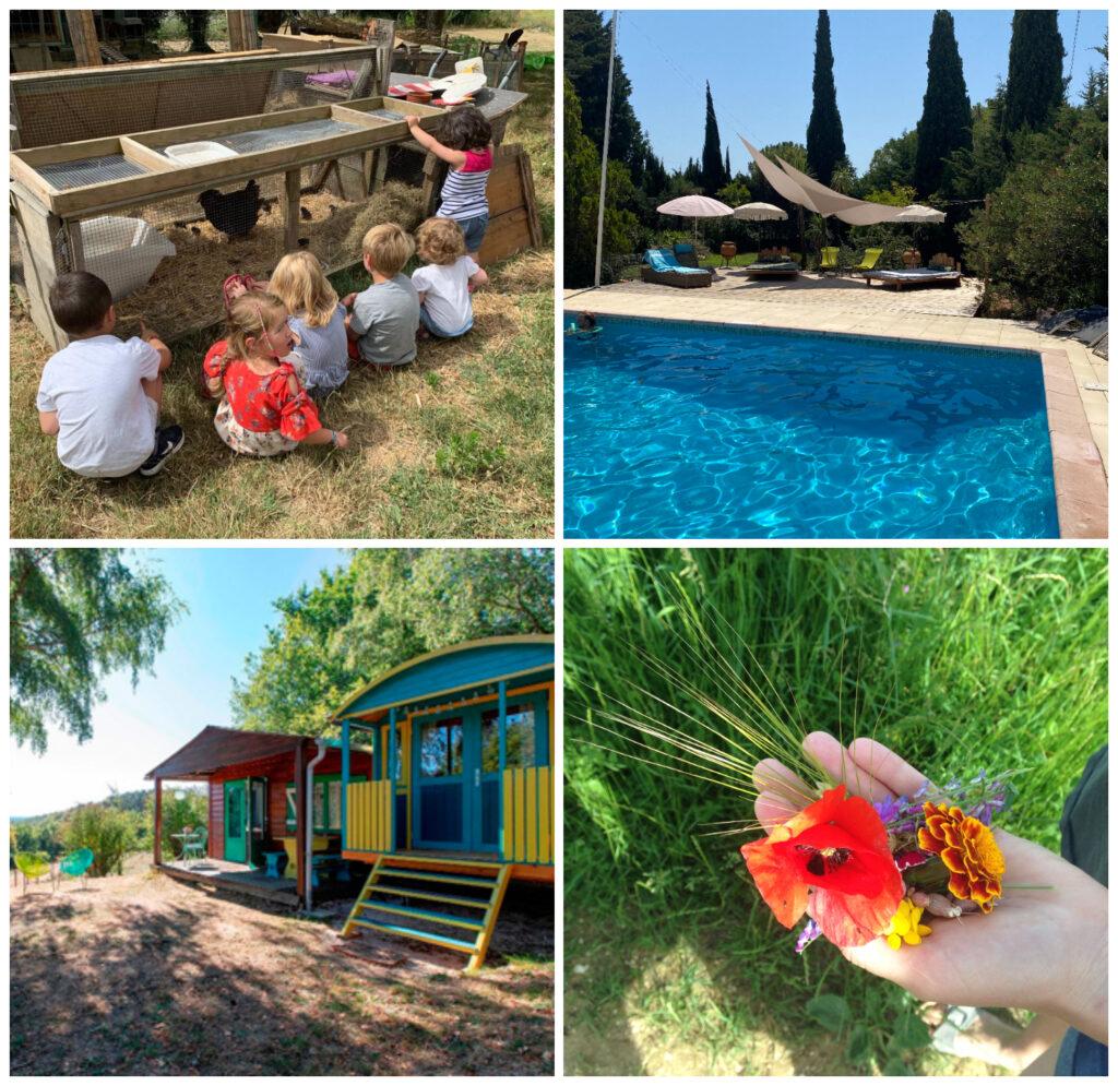 Les Petites Perles kleinschalige vakantieadressen in Frankrijk