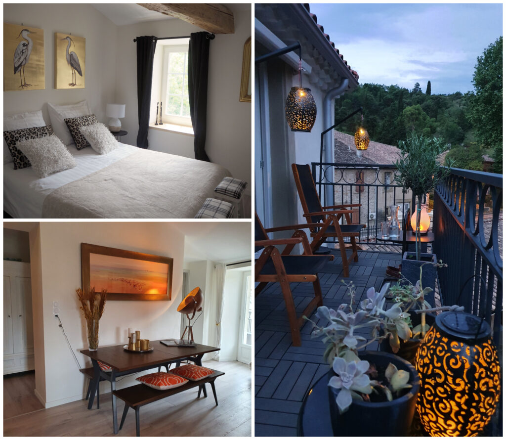 luxe appartement in de Aude Esperaza