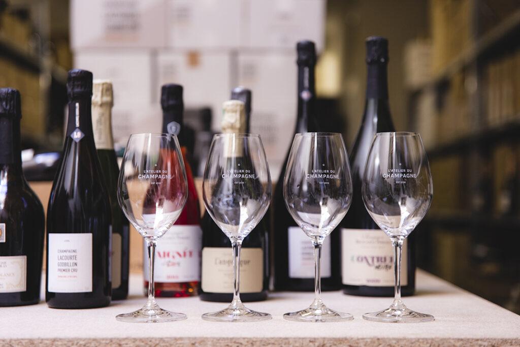 atelier collectie wijnwinkel