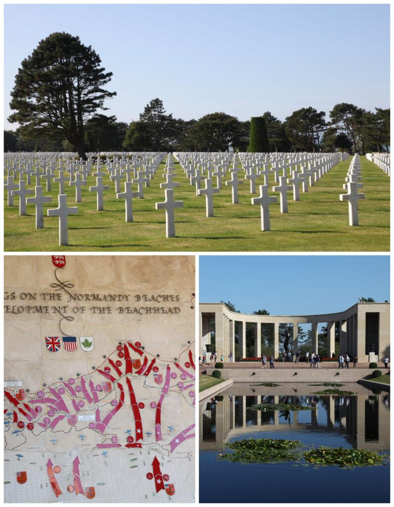 Colleville Amerikaanse begraafplaats