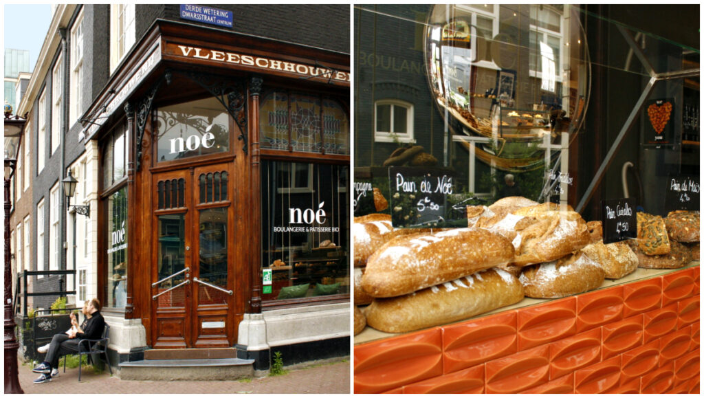 Noé Boulangerie Franse bakker in Amsterdam