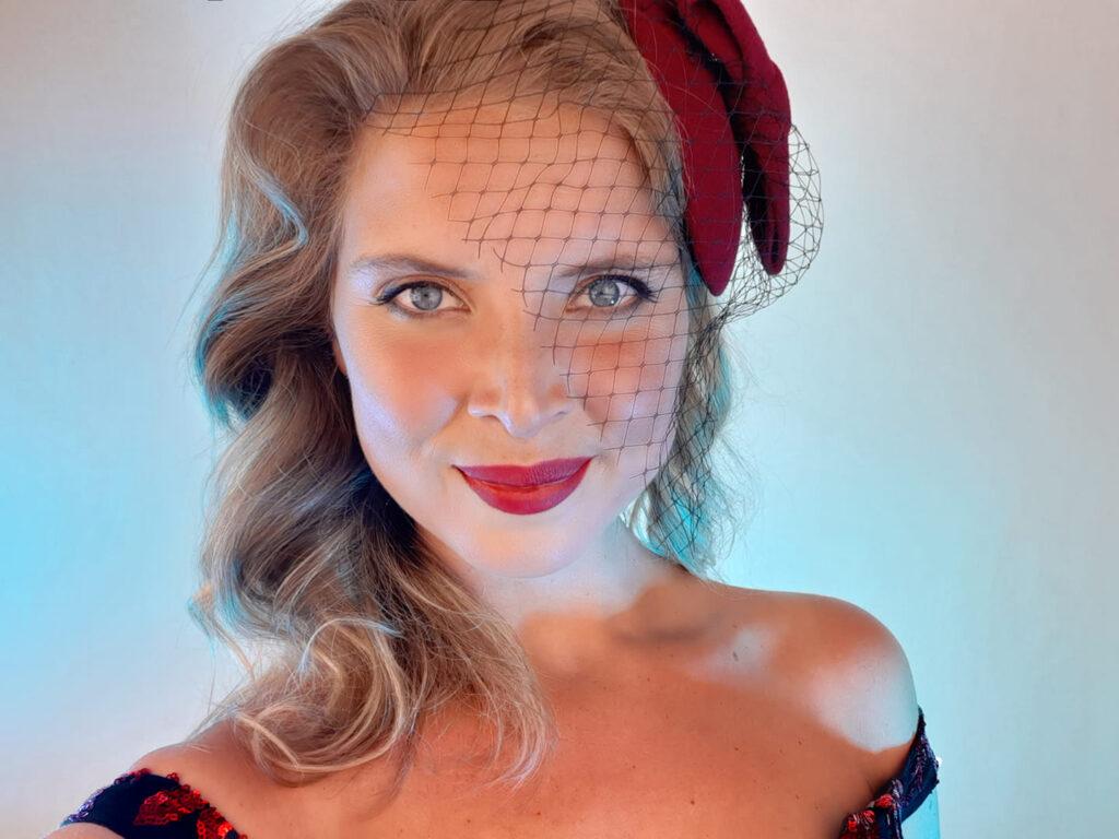 Julie Huard zangeres NL-FR