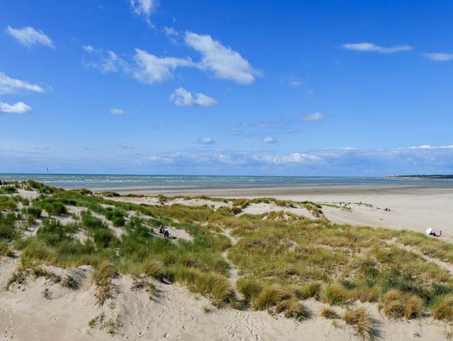 Baie de Canche Pas de Calais Noord Frankrijk