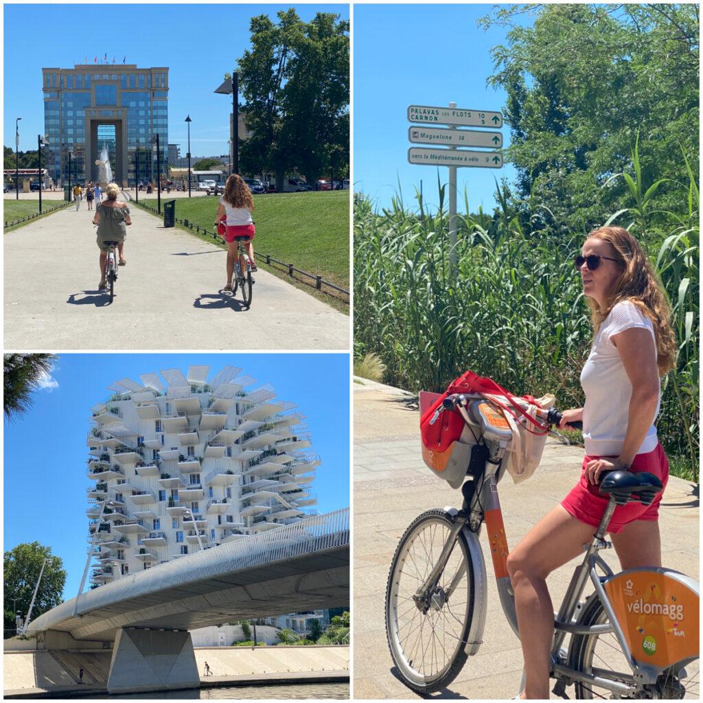fietsen Marché du Lez