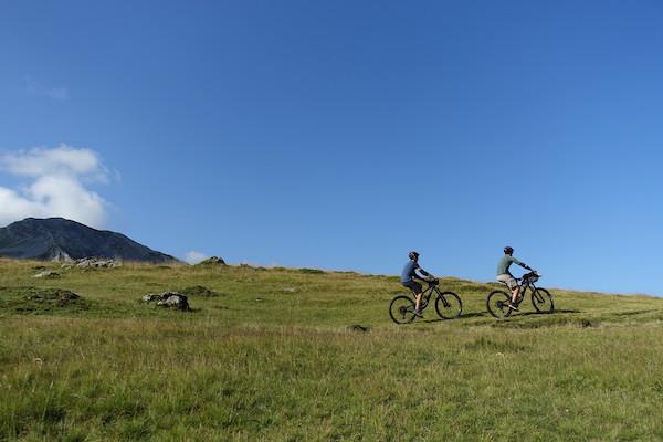 Savoie Mont Blanc moutainbiken