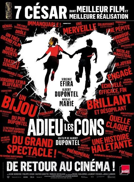 Adieu les Cons Franse bioscoopfilm