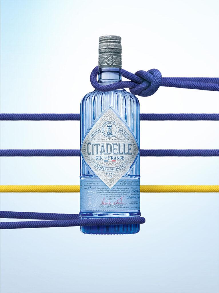 gin uit de Charente