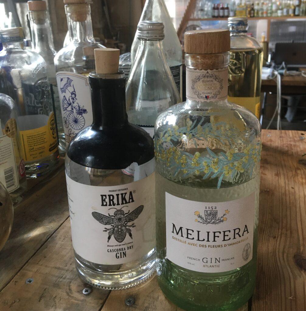 gin uit de Dordogne en van Ile d Oleron