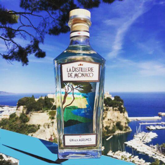 gin uit Monaco