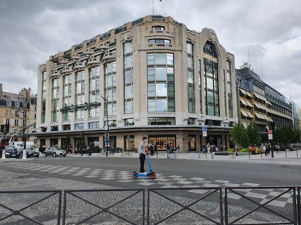 La Samaritaine Parijs warenhuis