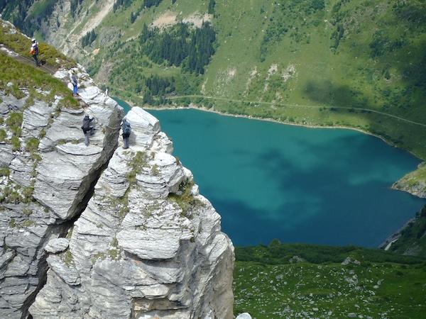Savoie Mont Blanc Via Ferrata