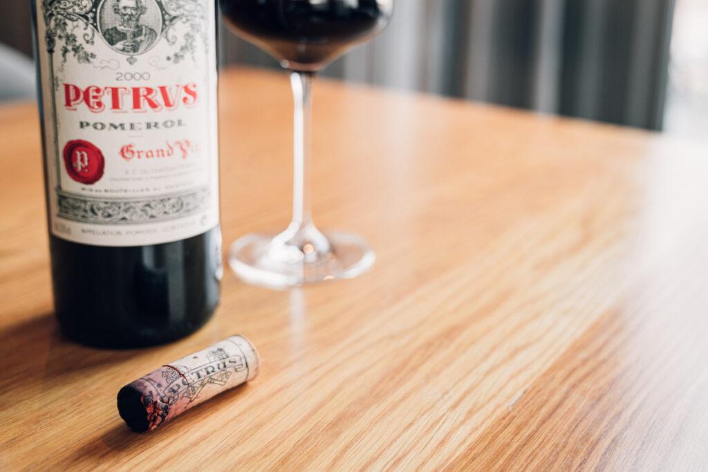 Chateau Pétrus wijn