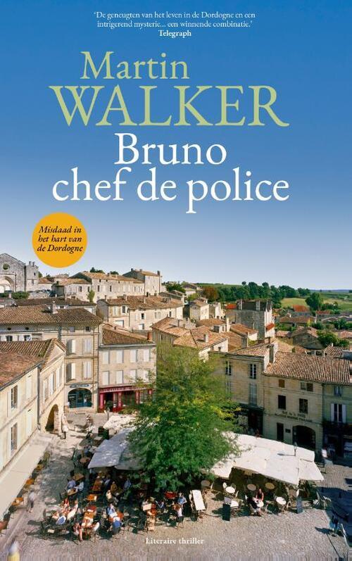 Bruno Walker Chef de police