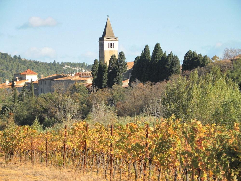 Languedoc-Aude-herfst