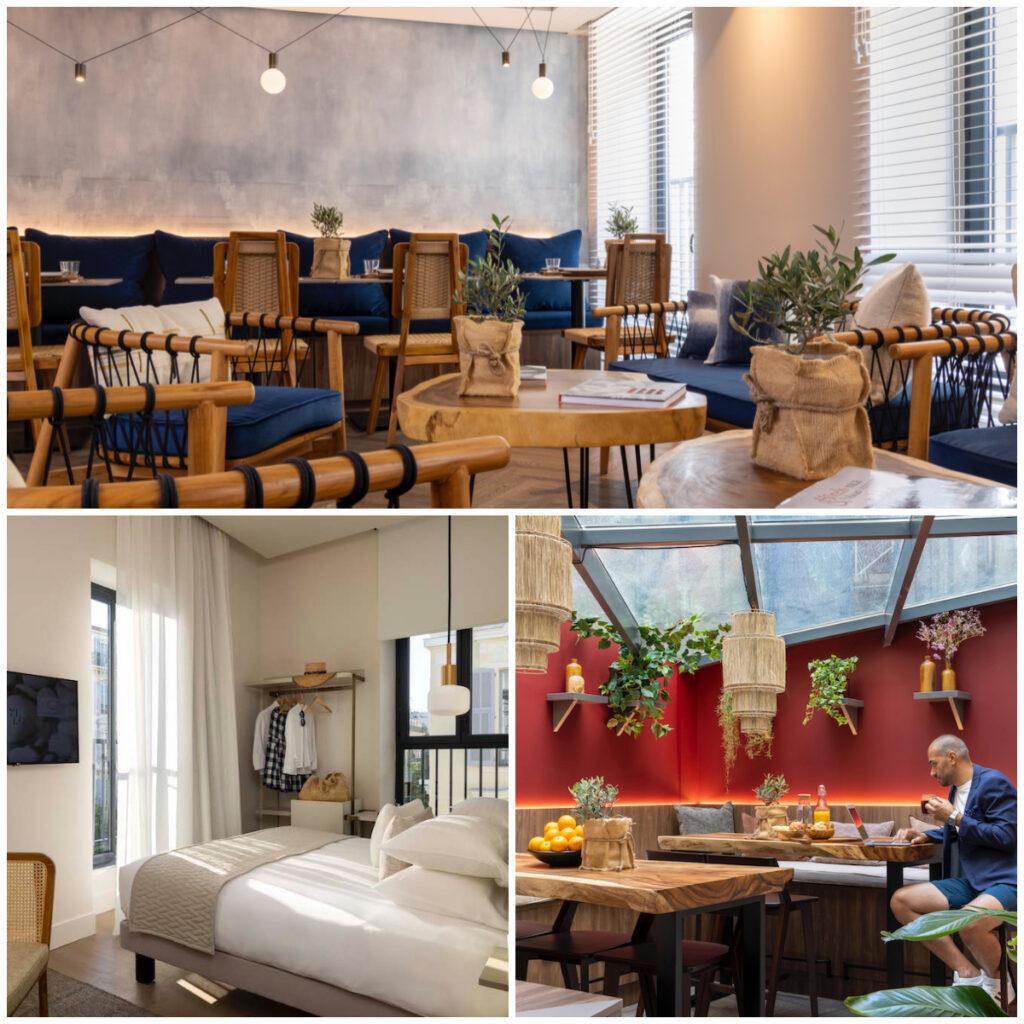 Yelo hotel nieuw adres in Nice
