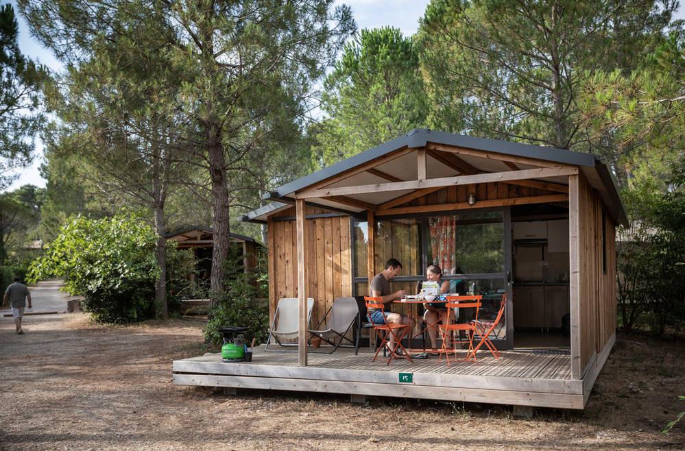 Huttopia Provence Fontvieille