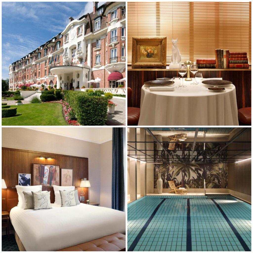 Le Westminster Le Touquet-Plage grand hotel