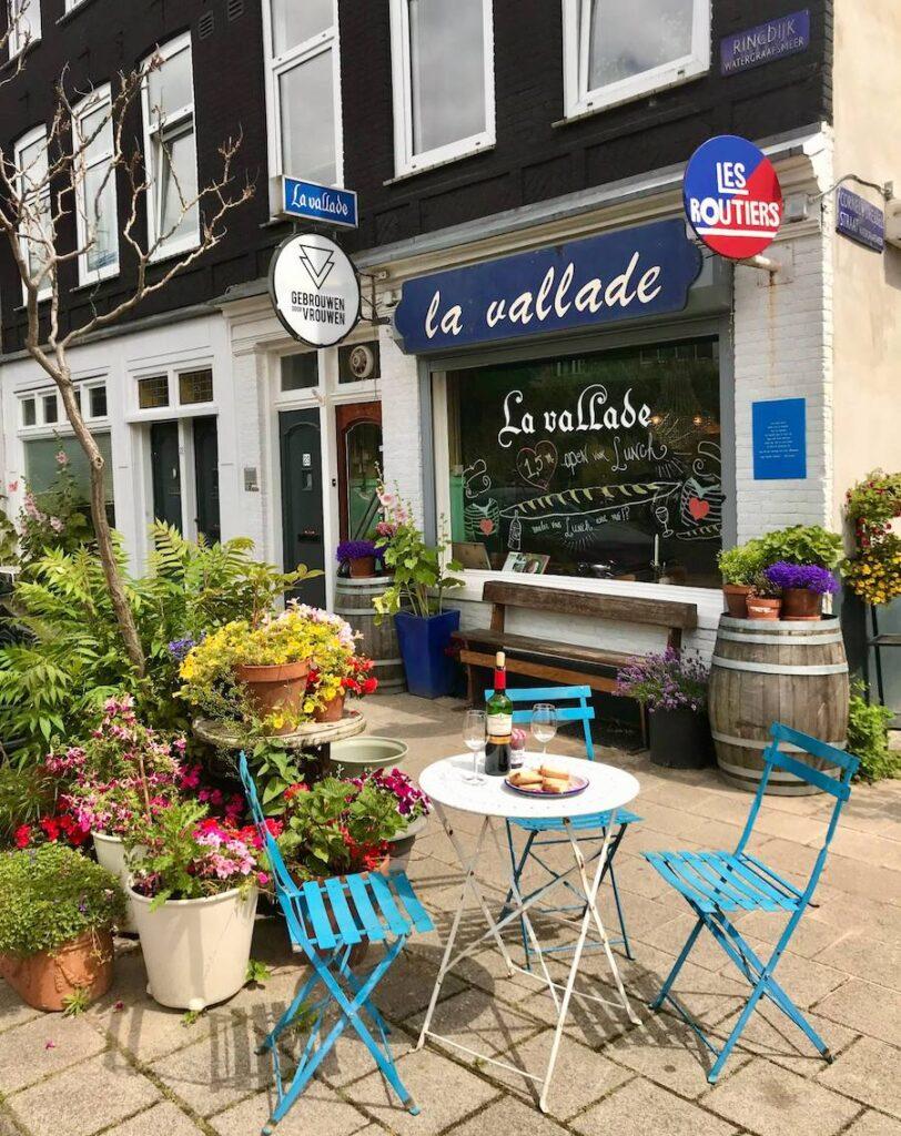 restaurant La Vallade