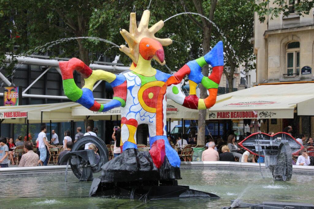 Stravinski-fontein-pompidou-parijs