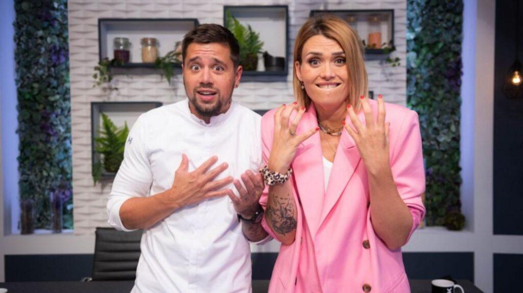 kookprogramma bij TV5MONDE Stress en cuisine