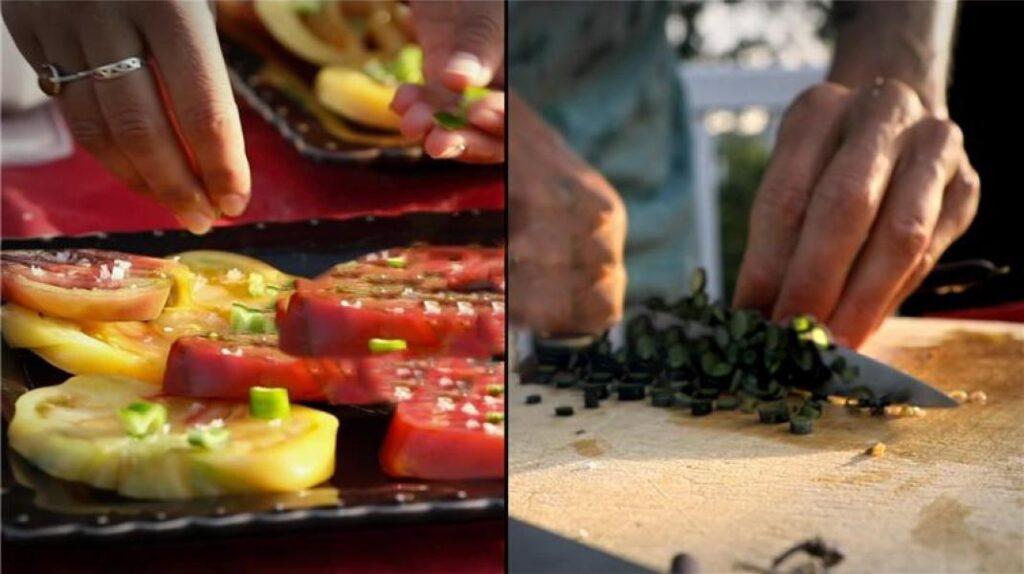 kookprogramma bij TV5MONDE Le gout des rencontres