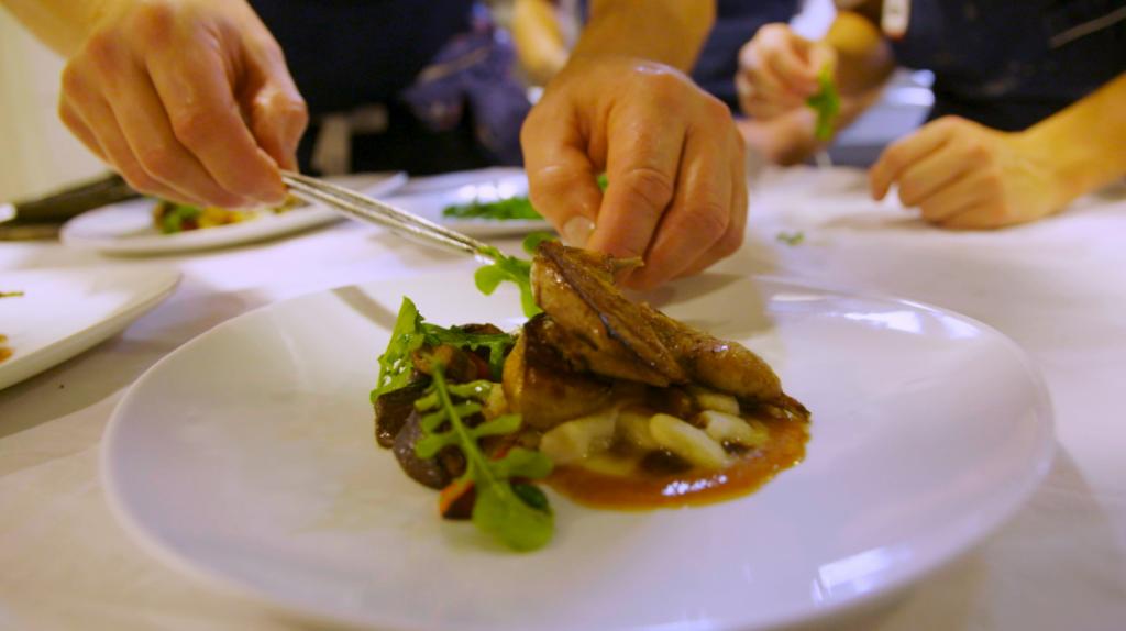 kookprogramma bij TV5MONDE Maitres des saveurs
