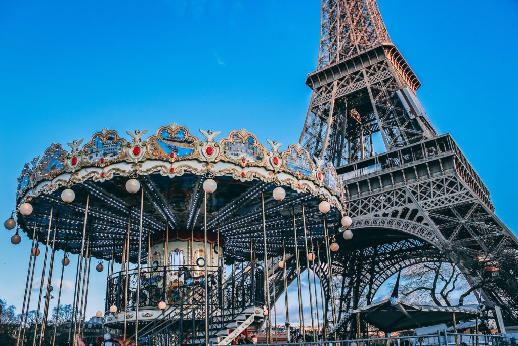 Tour eiffel Parijs