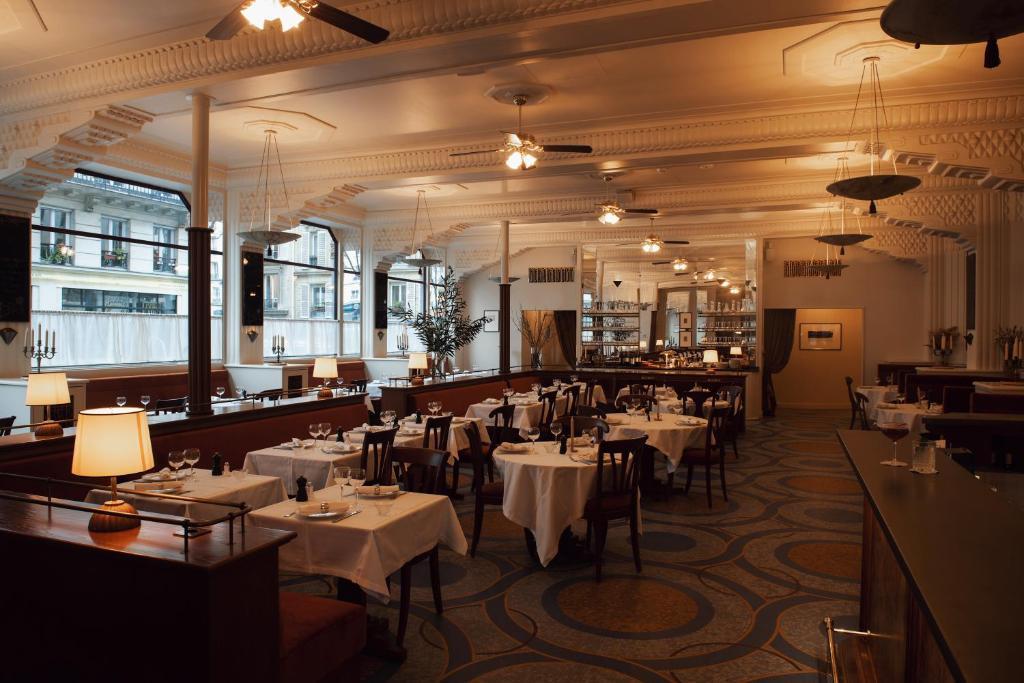 mooie hippe nieuwe hotels Parijs Rochechouart