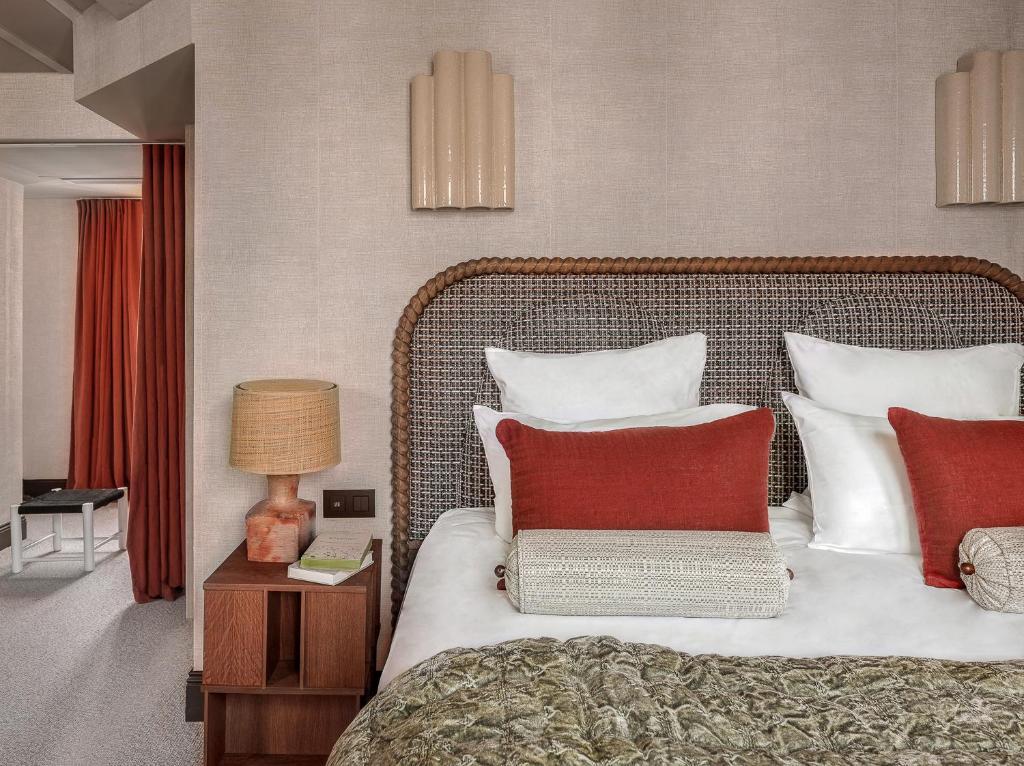 mooie hippe nieuwe hotels Parijs Sookie